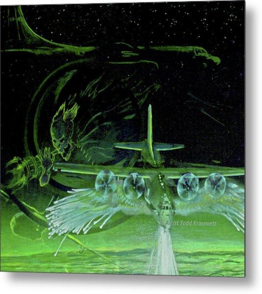 Night Angels Metal Print