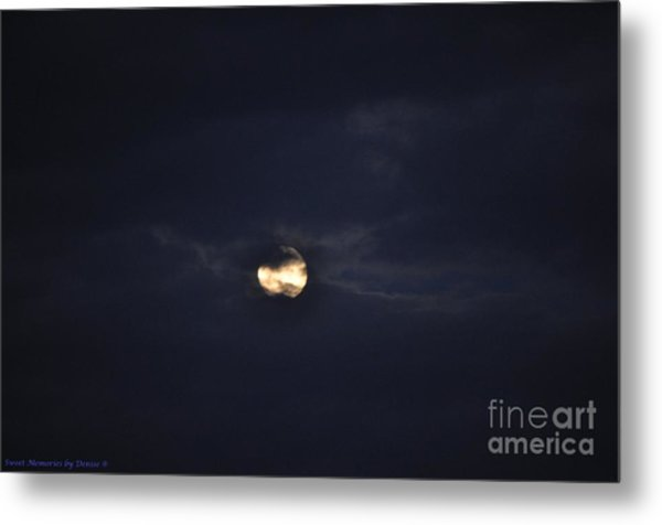 Night Moves 2 Metal Print