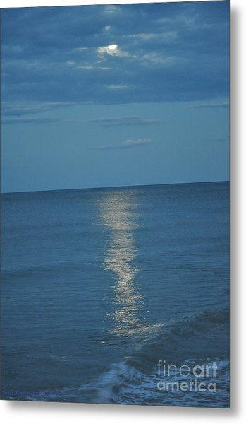 Night Moves -6 Metal Print
