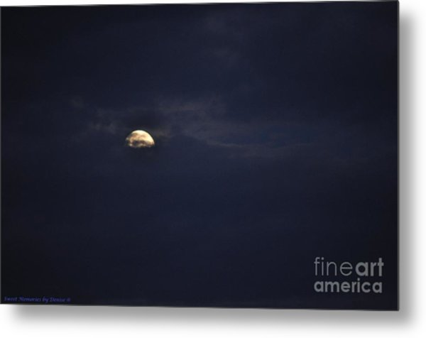 Night Moves Metal Print