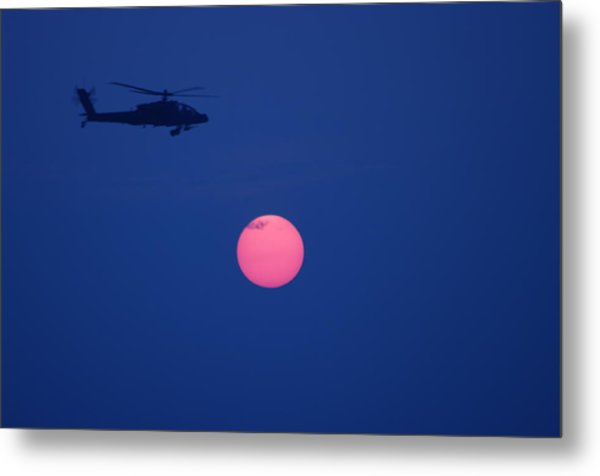 Night Watch 2 Metal Print by Don Prioleau