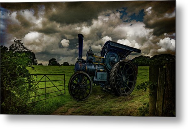 Metal Print featuring the photograph Nightmare by Chris Lord