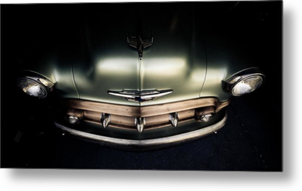 Nineteen Fifty Three Metal Print by Merrick Imagery