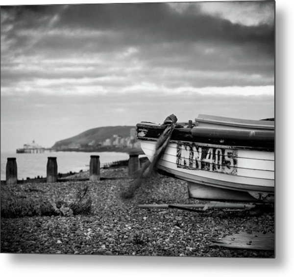 Metal Print featuring the photograph Nn405 by Will Gudgeon