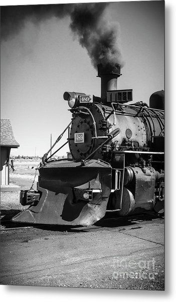 No. 489 Engine Metal Print