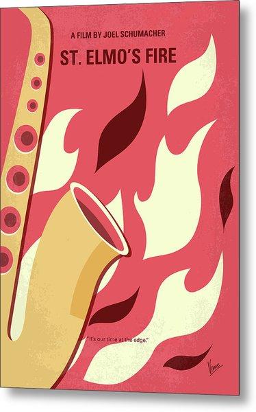 St Elmos Fire Metal Prints And St Elmos Fire Metal Art