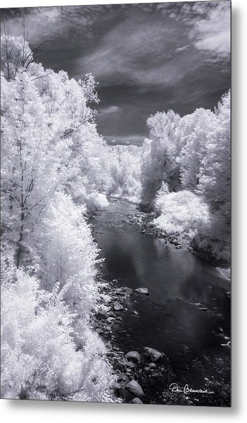 North Branch, Deerfield River 4657 Metal Print