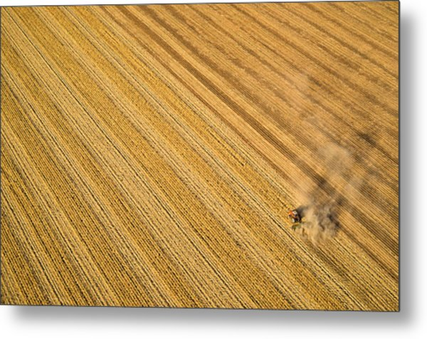 North By Northwest Metal Print