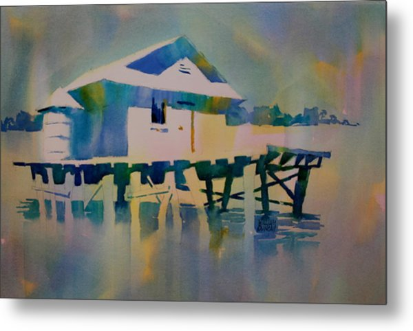 North Captiva Metal Print