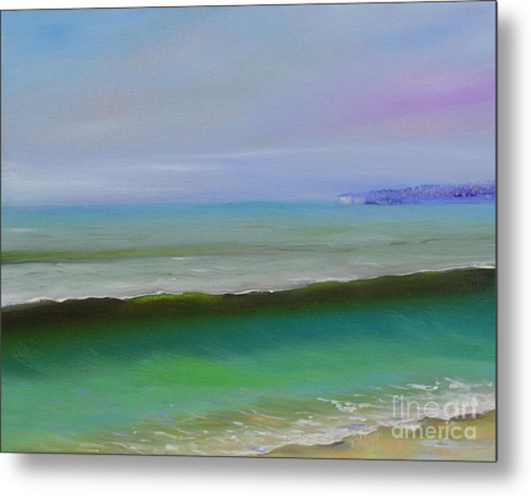 North To Dana Point Metal Print