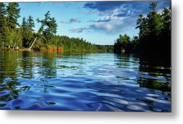 Northern Waters Metal Print