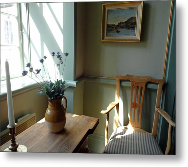 Norwegian Interior #2 Metal Print