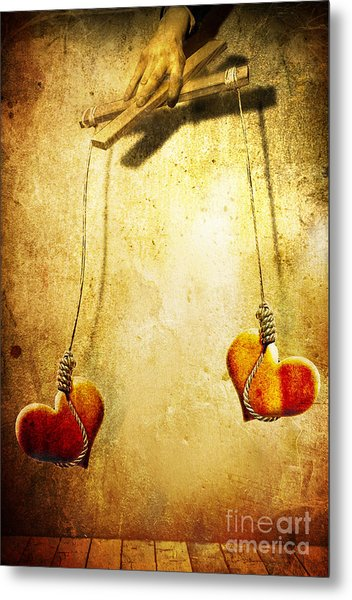 Not Meant To Be... Metal Print