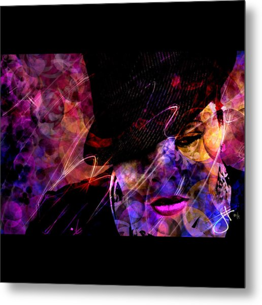 Nothing Compares 2 U Metal Print