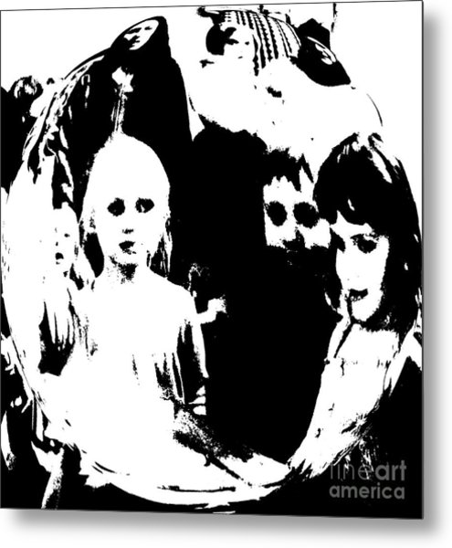 Now Make A Wish Metal Print by JoAnn SkyWatcher