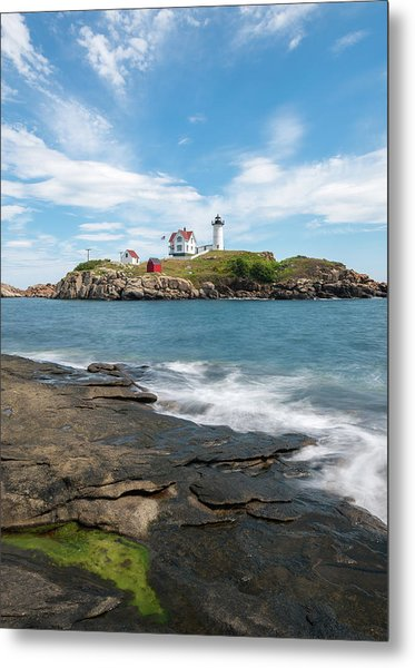 Nubble Light IIi Metal Print