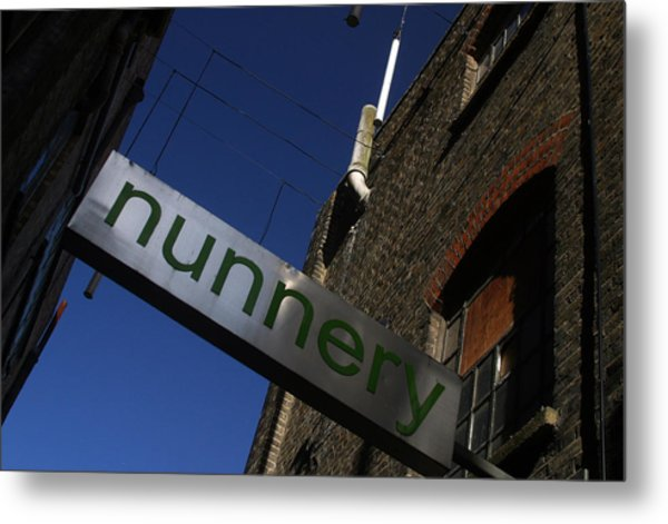 Nunnery 2 Metal Print by Jez C Self
