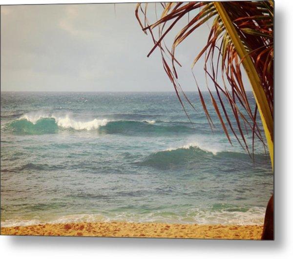 Ocean Breeze  Metal Print by JAMART Photography