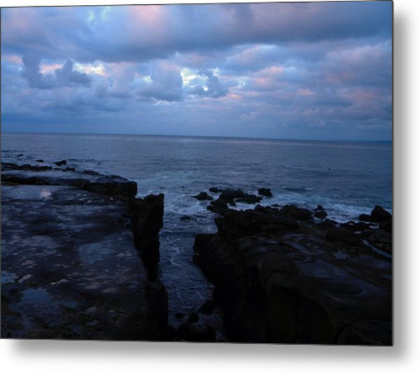 Ocean Metal Print by Guillermo Mason