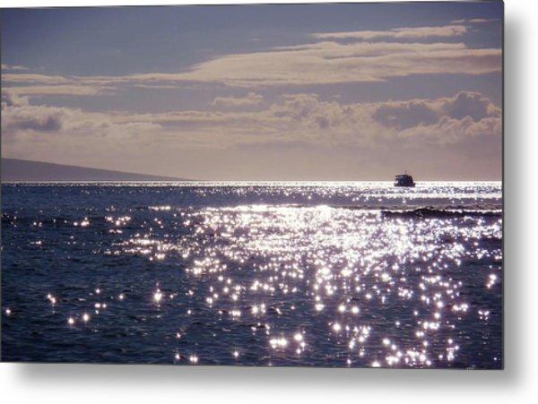 Oceans Light Metal Print by JAMART Photography