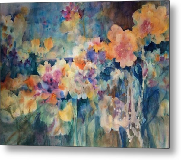 Ode To Spring Metal Print
