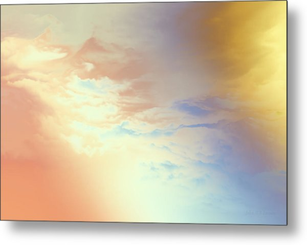 Of Heaven Metal Print