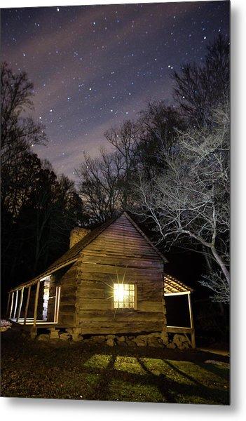Ogle Cabin Metal Print