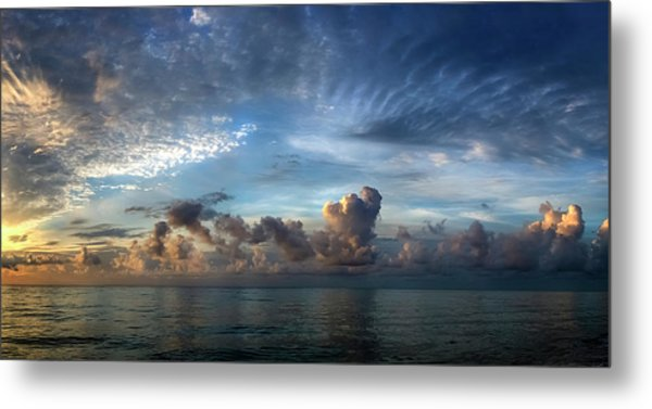 Oh, What A Beautiful Morning Metal Print