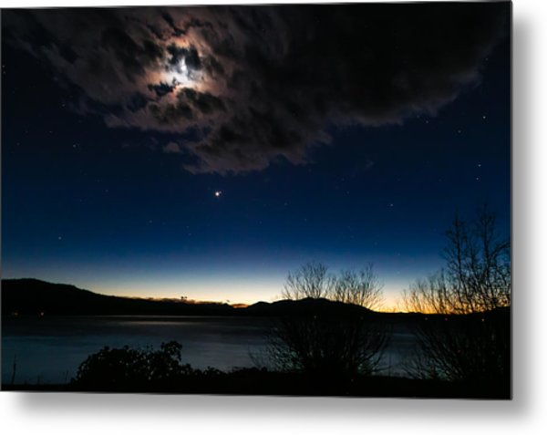 Oh What A Night Metal Print
