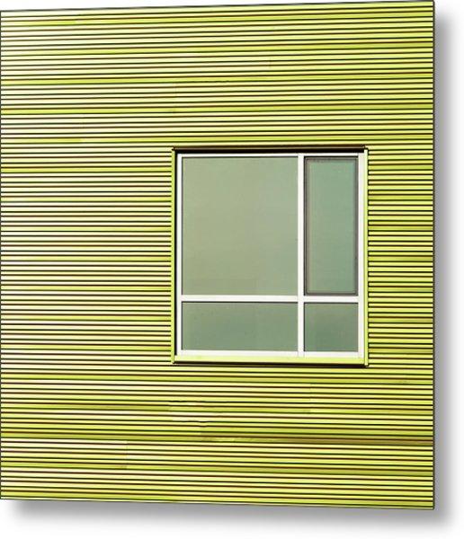 Ohio Windows 1 Metal Print