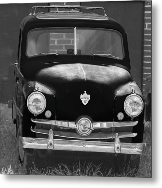 Old Crosley Motor Car Metal Print