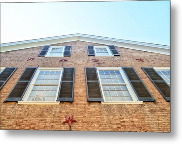 Old Hentucky Home  Metal Print