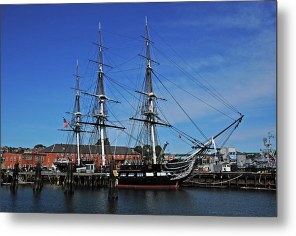 Old Ironsides Metal Print