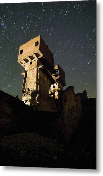 Old Mine Metal Print by Andre Goncalves
