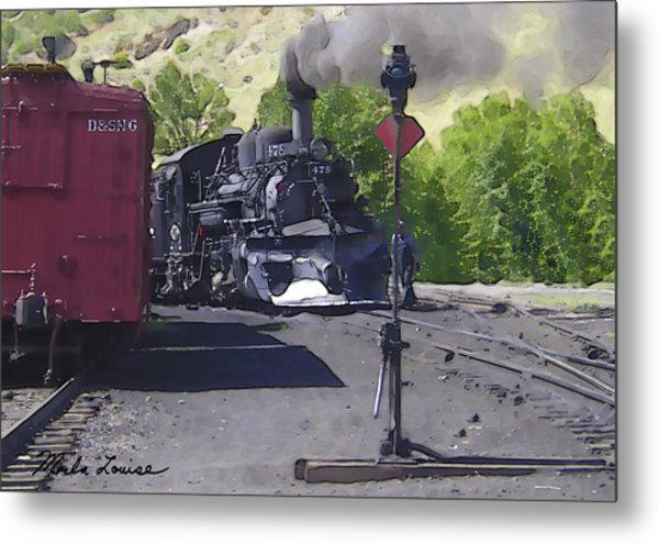 Old No. 478 Metal Print by Marla Louise
