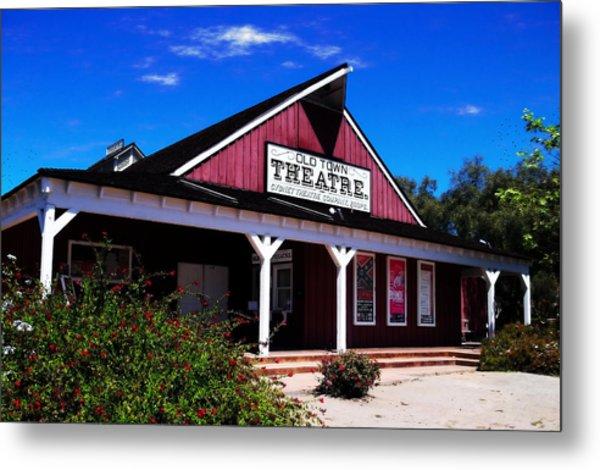 Old Town Theatre - San Diego Metal Print