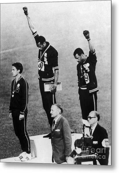 Olympic Games, 1968 - To License For Professional Use Visit Granger.com Metal Print