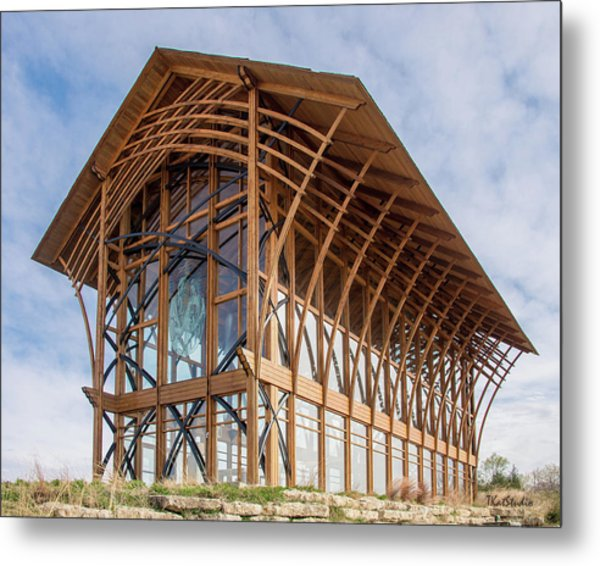 Omaha Holy Family Shrine 3 Metal Print