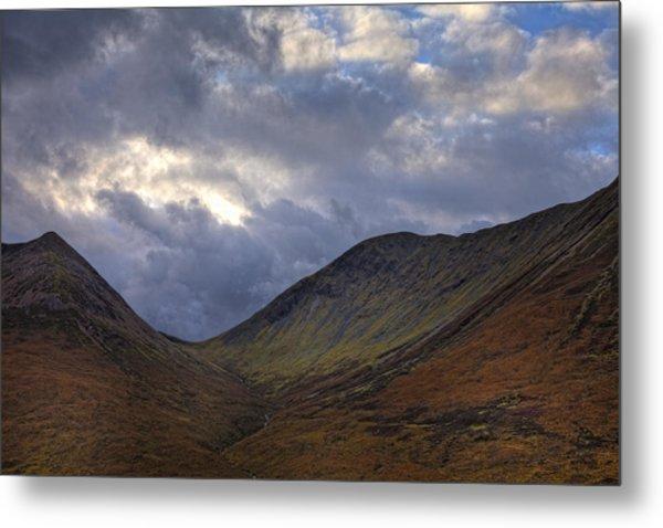 On The Isle Of Skye Metal Print by Jim Dohms