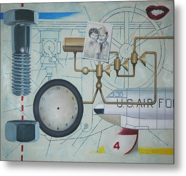 Once Upon A Time Metal Print by Robert Smith