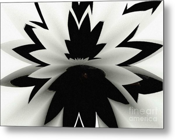 Open Minded Metal Print