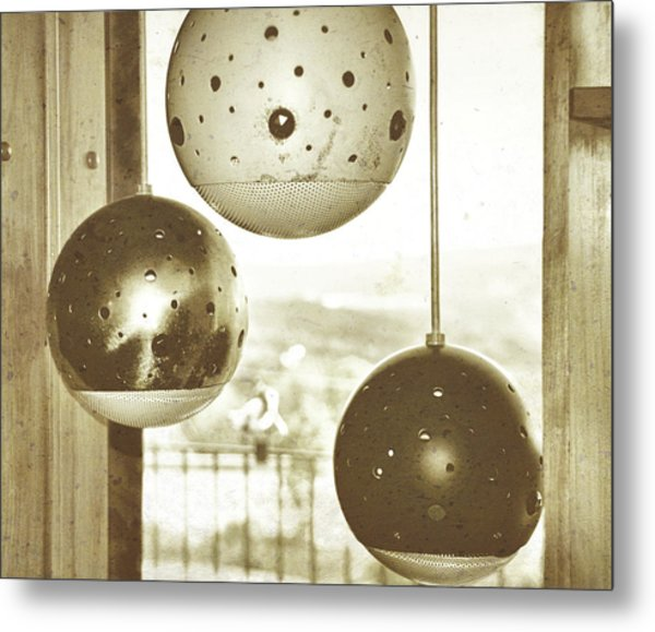 Orb Trio Metal Print by JAMART Photography