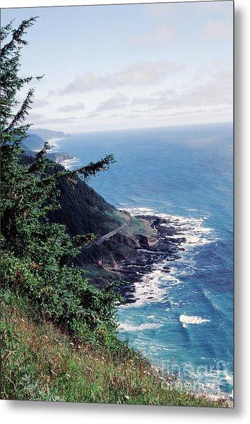 Oregon Coast 2 Metal Print