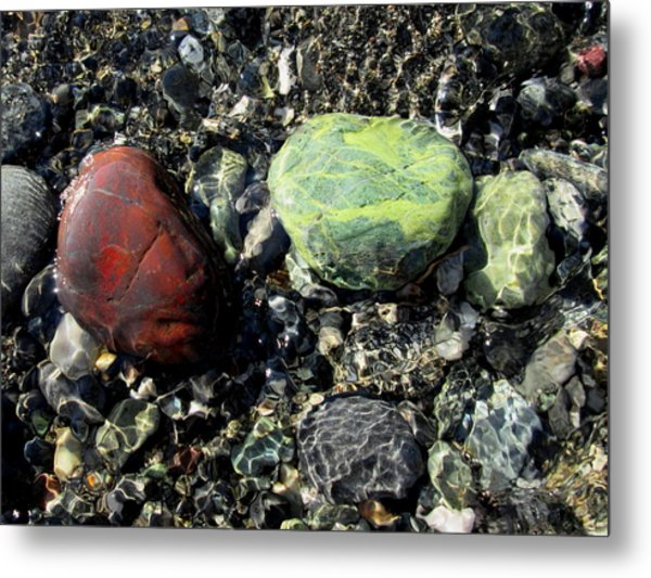 Oregon Jasper #1 Metal Print