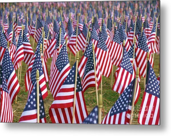 Our Unforgotten Freedom Metal Print