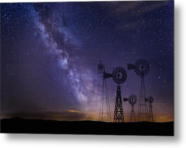 Our Milky Way  Metal Print