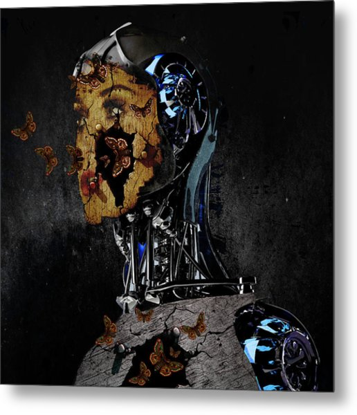 Out Of Captivity Metal Print