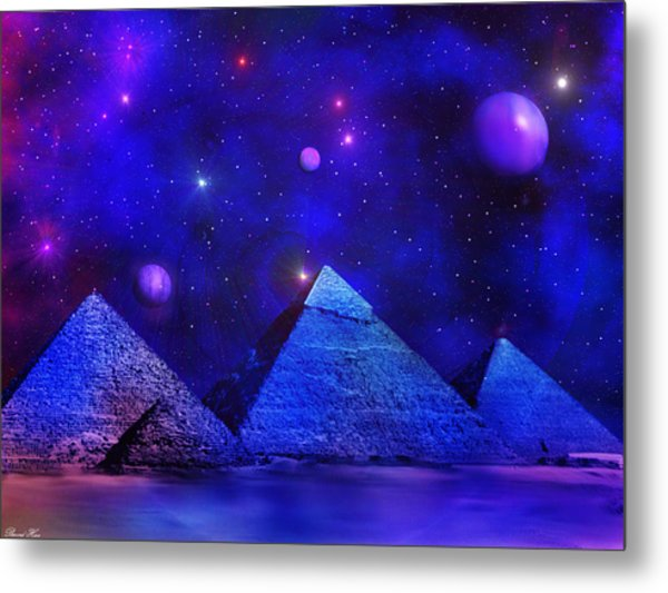 Out Of Eternity Metal Print