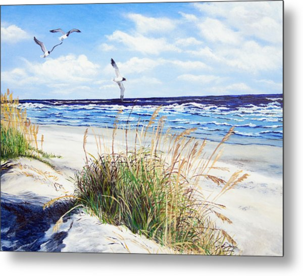 Outer Banks Metal Print