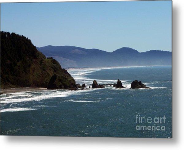 Pacific Ocean View 2 Metal Print